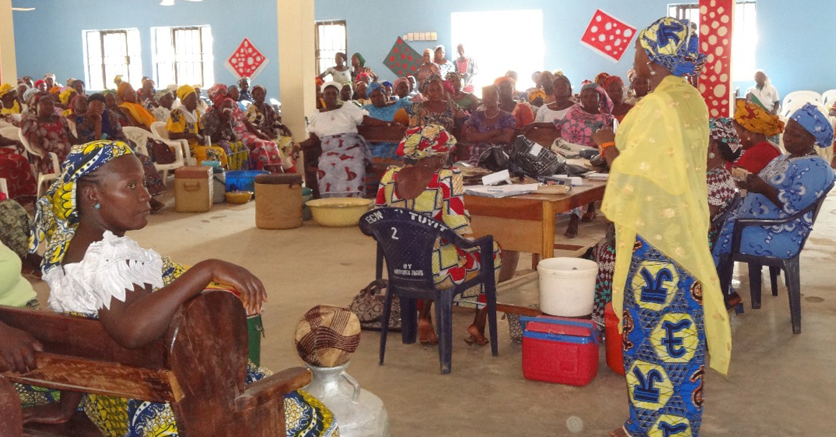Empowering women in Nigeria with solar energy