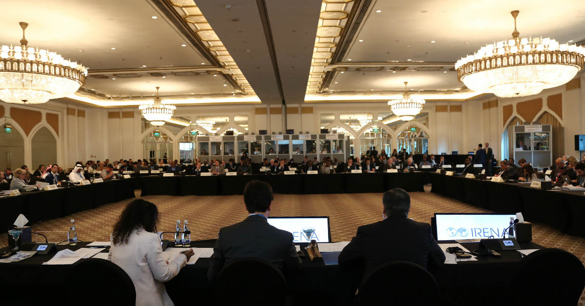 IRENA's Sixteenth Council Concludes
