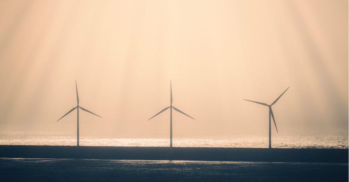 Wind energy offshore