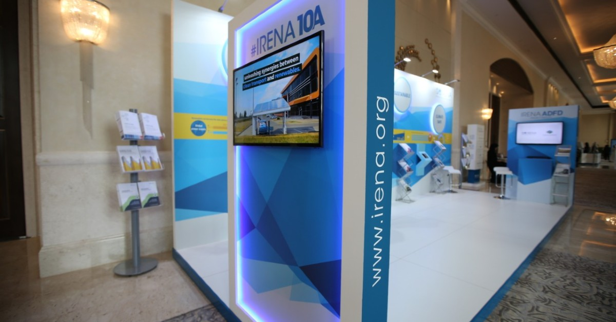 IRENA Pre-Assembly Live Coverage
