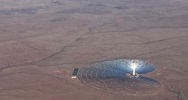 Solar plant in Northern Cape