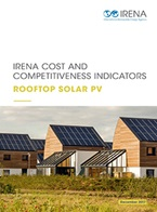 IRENA cost and competitiveness indicators: Rooftop solar PV