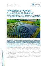 Renewable power costs update December 2018
